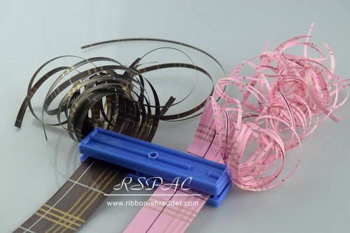 Double Sides Curling ribbon shredders for Wrapping