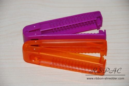 Poly Curling Ribbon Shredder & Curler Tool