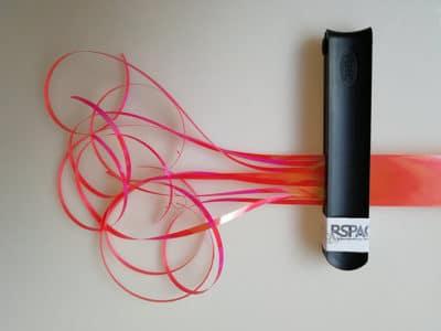 bow making tool ribbon shredder tool