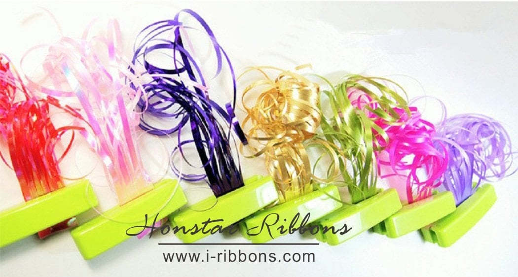 How to Make Ribbons Straight & Curl
