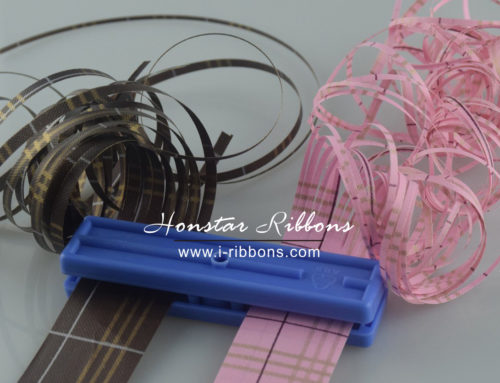 How to Make Ribbons Straight & Curl with Ribbon Shredder and Curler?