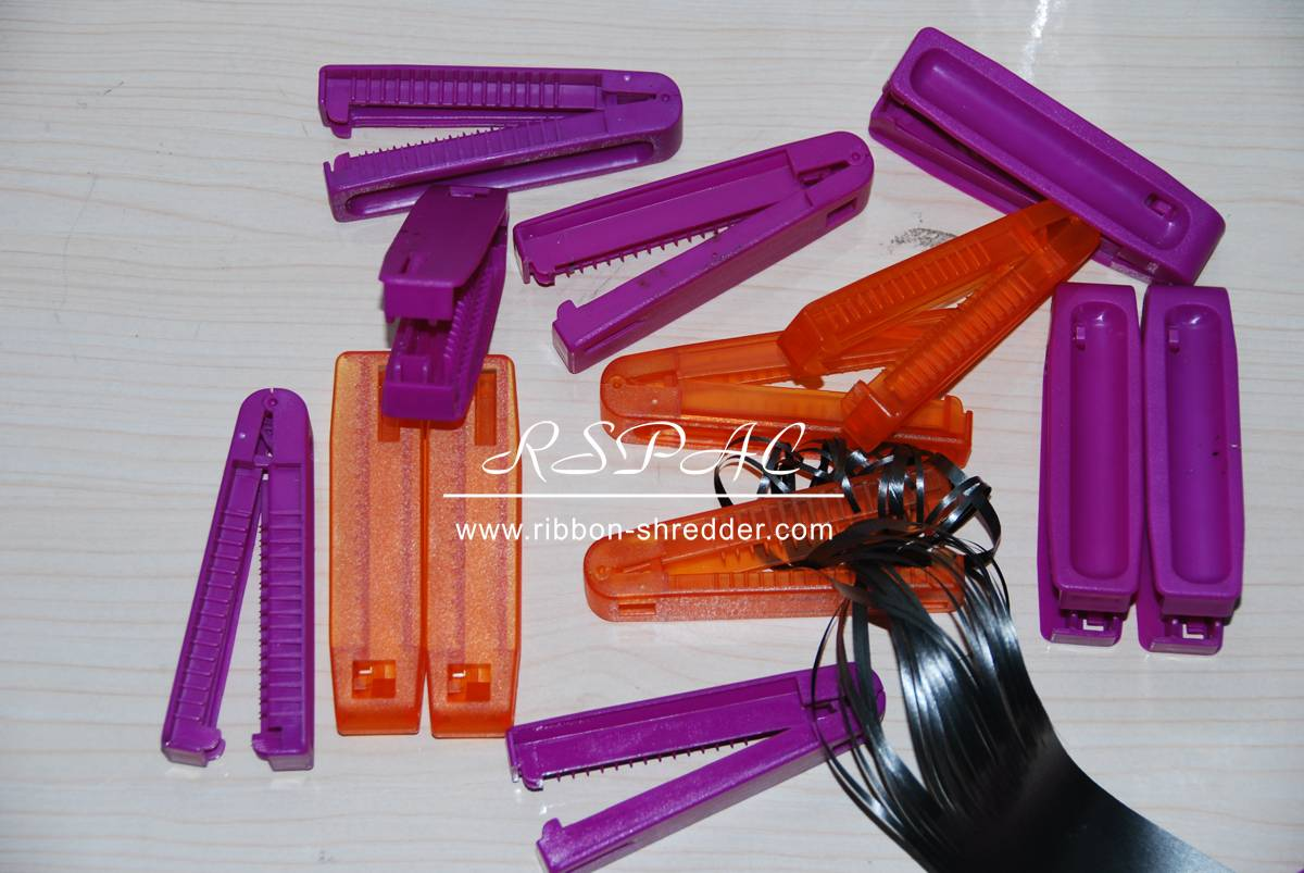 Curling Ribbon Shredder and Curler Tools for Wholesale