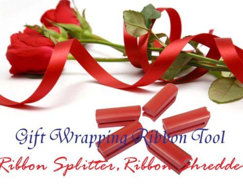 Ribbon Shredder Играе отлично Роля в Gift Packaging