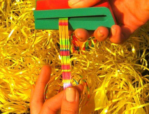 Come usare RSPAC Ribbon Shredder per avvolgere il vostro regali unici?