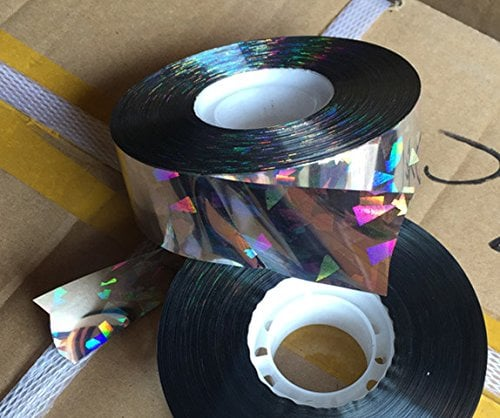 Holographic Double Sided 2 Bird Repellent Scare Tape Company Factory