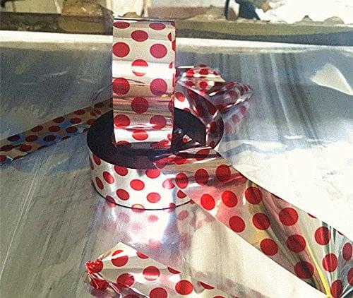 bird repellent scare tape supplies