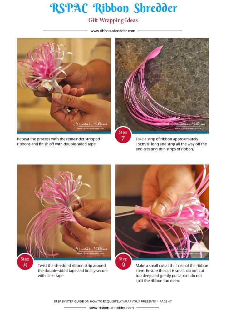 Joululahja Wrap Paras Ribbon Shredder kiharrin Työkalu lahjapaketointi ideoita