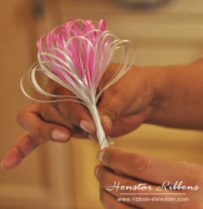 Make Creative Floral Crafts with RSPAC Ribbon Shredder Tool