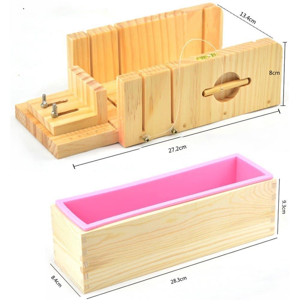 wood soap molds